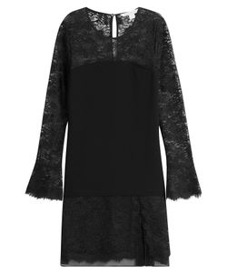 Diane Von Furstenberg | Dress With Lace Gr. Us 8