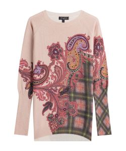 Etro | Printed Wool Pullover With Cashmere Gr. It 40