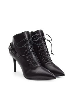 Giuseppe Zanotti Design | Tronchetto Leather Ankle Boots Gr. It 38