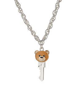 Moschino | Teddy Bear Key Necklace Gr. One Size