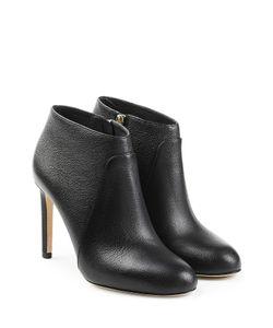 Diane Von Furstenberg | Ankle-Boots Aus Leder Gr. Us 8