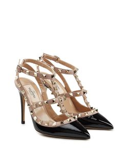 Valentino | Patent Leather Rockstud Pumps Gr. It 36