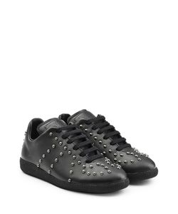 Maison Margiela | Embellished Leather Sneakers Gr. Eu 36
