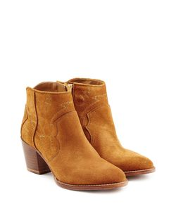 Zadig & Voltaire | Suede Ankle Boots Gr. Eu 36