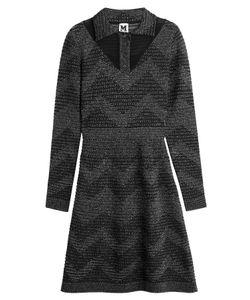 Missoni   Metallic Knit Dress Gr. It 42
