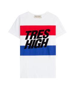ÊTRE CÉCILE | Printed Cotton T-Shirt Gr. Xs