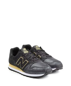 New Balance | Coated Leather Sneakers Gr. Us 9