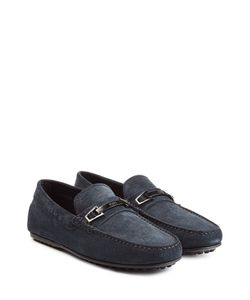 Tod'S   Suede Loafers Gr. Uk 85