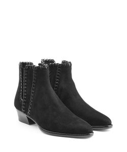 Michael Kors Collection | Suede Ankle Boots Gr. It 38