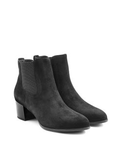 Hogan | Suede Ankle Boots Gr. It 375