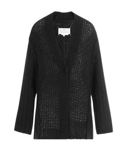 Maison Margiela | Cardigan With Alpaca And Wool Gr. S