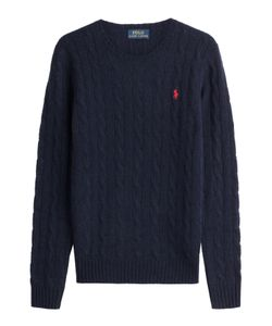 Polo Ralph Lauren | Merino Wool Cable Knit Pullover Gr. S