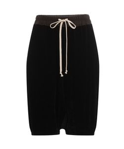 Rick Owens | Harem Shorts With Silk Gr. It 38