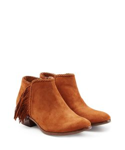 Sam Edelman | Suede Ankle Boots Gr. Us 10