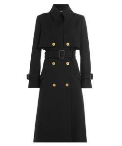 Alexander McQueen | Wool Trench Coat Gr. It 38