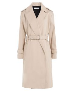 Iro | Belted Cotton Coat Gr. Fr 36