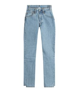VETEMENTS | Reworked Straight-Leg Jeans Gr. S