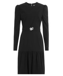Preen By Thornton Bregazzi | Dress With Embellished Brooch Gr. M