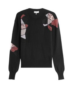 Emilio Pucci | Wool Pullover With Silk And Cashmere Gr. M