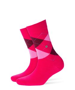 Burlington | Printed Virgin Wool Ankle Socks Gr. Socks 36-41