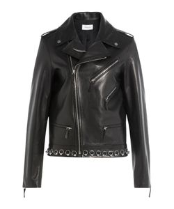 Mugler | Leather Jacket Gr. Fr 36