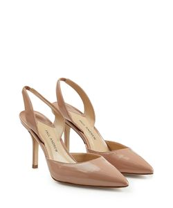 Paul Andrew | Patent Leather Slingback Pumps Gr. Fr 395