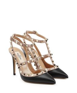 Valentino | Rockstud Leather Pumps Gr. It 35
