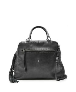 Henry Beguelin | Leather Tote With Tassel Gr. One Size