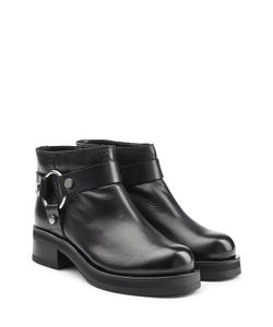 Mcq Alexander Mcqueen | Leather Ankle Boots Gr. It 37