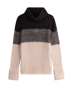 Lala Berlin | Turtleneck Pullover With Wool And Mohair Gr. S