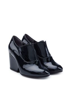 Robert Clergerie | Patent Leather Ankle Boots Gr. It 36