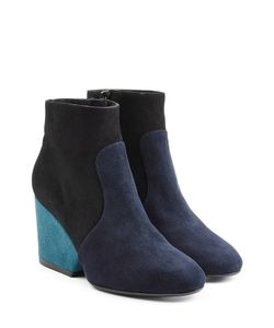 Robert Clergerie | Suede Ankle Boots Gr. It 36
