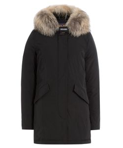 Woolrich | Luxury Arctic Down Parka With Fur-Trimmed Hood Gr. S
