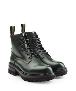 Dsquared2 | Leather Ankle Boots Gr. It 40