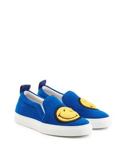 Joshua Sanders | Felted Wool Slip-On Sneakers Gr. Eu 35