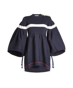 Sonia Rykiel | Oversized Dress With Cotton Gr. M