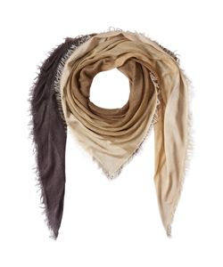 Faliero Sarti | Scarf With Silk Virgin Wool And Cashmere Gr. One Size