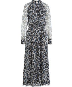 Paul & Joe | Printed Silk Chiffon Midi Dress Gr. Fr 36