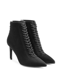 KENDALL + KYLIE | Suede Ankle Boots Gr. Us 11