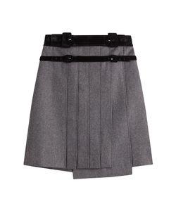 Carven | Pleated Wool Skirt Gr. Fr 36
