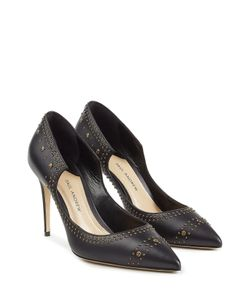 Paul Andrew | Embellished Leather Pumps Gr. Fr 395