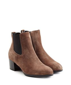 Hogan | Suede Ankle Boots Gr. It 36