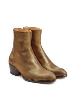 Maison Margiela | Leather Ankle Boots Gr. Eu 36