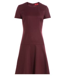Hugo | Virgin Wool Dress Gr. De 42