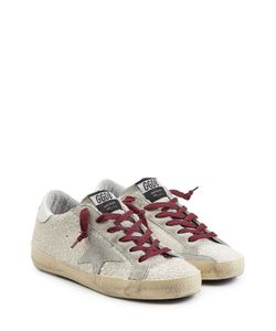 Golden Goose | Super Star Glitter Sneakers Gr. Eu 36
