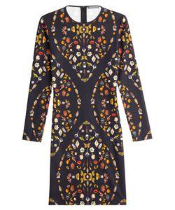 Alexander McQueen | Printed Jersey Dress Gr. It 38