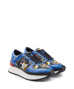 Kenzo | Platform Leather Sneakers Gr. Eu 40