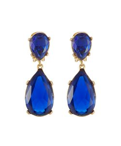 Kenneth Jay Lane | Embellished Earrings Gr. One Size
