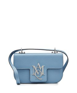 Alexander McQueen | Leather Insignia Shoulder Bag Gr. One Size