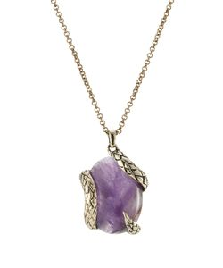 Roberto Cavalli | Necklace With Semi-Precious Stone Gr. One Size